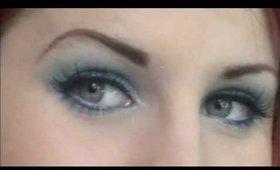 Katy Perry Smurfs Premiere Makeup Tutorial