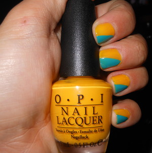 OPI Need Sunglasses? and Fly