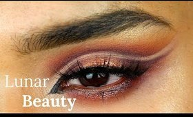 Lunar Beauty GREEK GODDESS Palette   Double Cut Crease