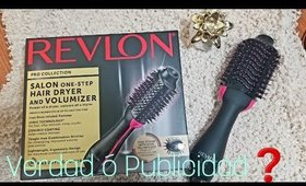 CEPILLO REVLON SALON ONE-STEP HAIR DRYER AND VOLUMIZER