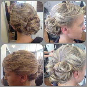 Created using Schwarzkopf essensity styling products
