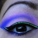 80'S Inspired Make Up