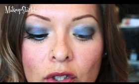 Tutorial: Brown-Eyed Blues - Wet N Wild
