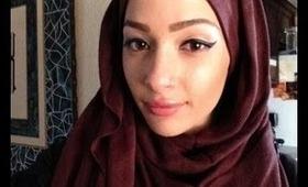 Hijab Tutorial ! *My Current Favorite*