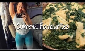 FDOE: 3 Quick and Easy Recipes + Current Favourites
