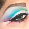 Rainbow Eye inspired by MakeupMouse