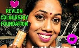 Revlon Colourstay Foundation REVIEW