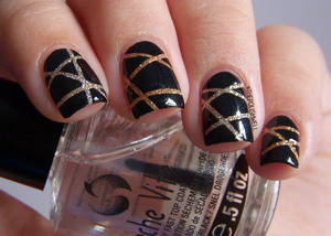 Happy New Year everyone!! May 2013 be great one for us all! <3 http://thepolishwell.blogspot.com/2013/01/nail-ideas-new-year-mani.html