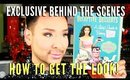 Behind the Scenes Get the Look Curious Creations of Christine McConnell by Mathias4Makeup
