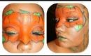 Halloween Tutorial: Pumpkin Mask