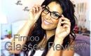 Firmoo Glasses Review ♥ Affordable Prescription & Non-Prescription Glasses!