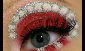 Mrs Claus Makeup Tutorial