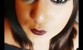 Fall Makeup.