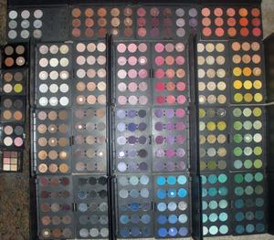 my mac palettes