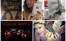 Vlogmas Week 2! (Naked 3, Car Accident, Christmas Lights, etc!)