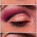Cut crease step by step