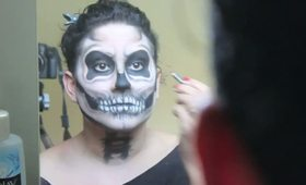 Skull design: Halloween 2011