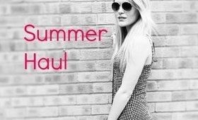 Summer Haul!