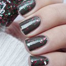 Rimmel Glitter Bomb - 020 Midnight Mistletoe