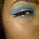 Sparkly Light Blue