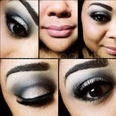Defined Smokey Eye