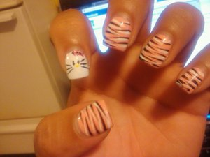 Boredom gets the best of me!!! I can honestly thank kandee johnson for inspiring both designs