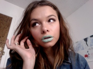 Mint to be Lime Crime <3