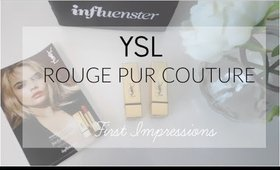 Rogue Pur Couture | First Impressions