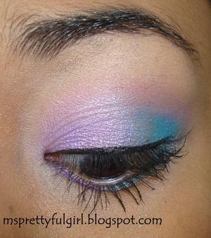 http://msprettyfulgirl.blogspot.com/2011/11/eotd-shooting-star.html