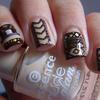 Bohemian Nails!