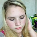 My fall makeup look