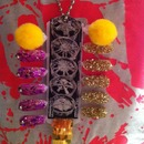 Lakers Nail Tester Chain
