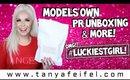 OMG!! Models Own PR Unboxing & More! #LuckiestGirl! | Tanya Feifel-Rhodes