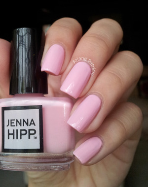 This is one of the 12 polishes from  Jenna Hipp's Collection. Visit the link here: http://www.beautylish.com/p/jenna-hipp-whats-hot-now-nail-collection