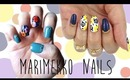 Marimekko Inspired Nails| Collab with Jessicalee422 ♡