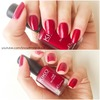 Hot Red Nails