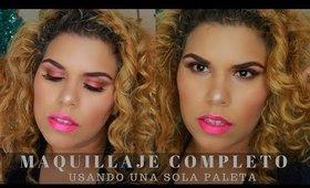 Maquillaje Completo Usando Productos ECONOMICOS |SCARLESCORNER