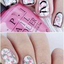 Anniversary nails