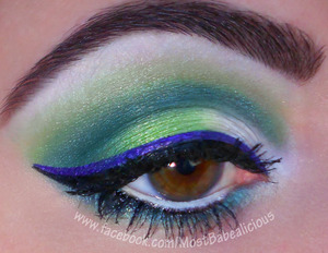 BLOG with makeup listing: www.facebook.com/mostbabealicious