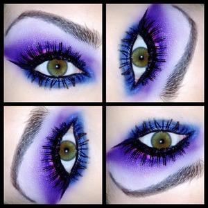 Follow me on instagram for more looks @makeupmonsterkiki