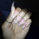 Shell Nails.