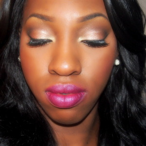 Request this look for a tutorial on my youtube channel: http://youtube.com/mzmochaberryz