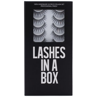 LASHES IN A BOX N°8