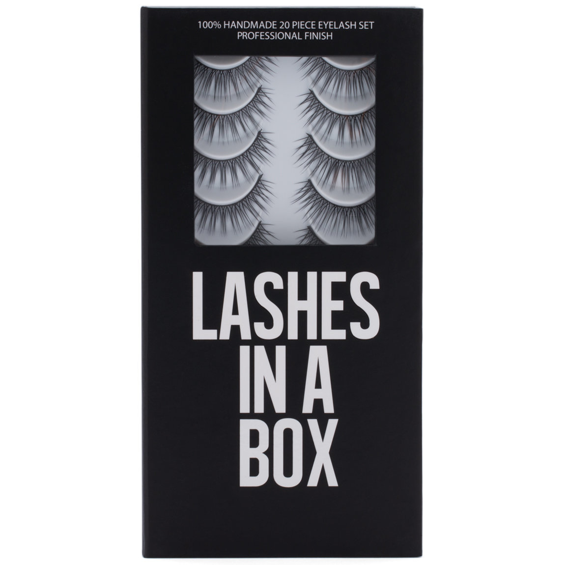 LASHES IN A BOX N°8 product swatch.