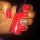 Viao Red Nails