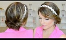 DIY Necklace Headbands