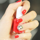 Manucure Pop Art | Nail Art Marilyn