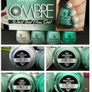 China Glaze Ombre: Wait Teal You See!