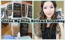 Easy way to clean your jewelry 珠宝清洁 - Clean My Bling - Review & Giveaway ( 5 winners!!! )