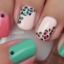 Easy and Girly Leopard